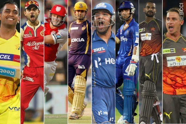 IPL 2014 Schedule, Match Time Table for IPL 7 - 2014 Indian Premier League Points Table