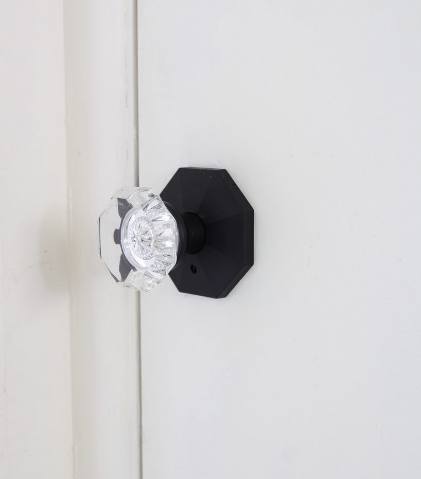 How to Replace a Door Knob with No Visible Screws