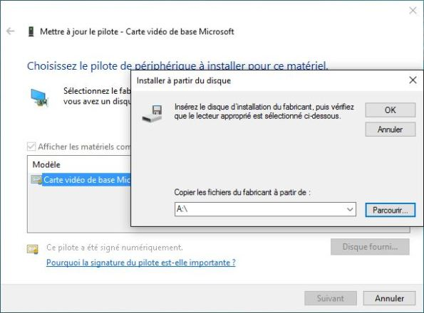 Dans un ordinateur sous Windows 7, que ce soit une tour ou un portable, vous trouverez une carte graphique qui est là pour supporter toutes activités multimédias et notamment la lecture de vidéos.