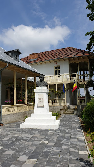 Casa memorială Alexandru Vlahuță