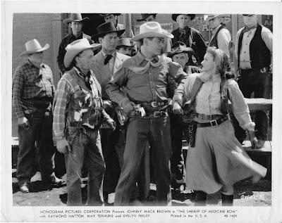 Lambert Et Johnny Auront Une Grande Amitie Sur La Toile Qui Durera De 1943 A 1949 Avec 33 Westerns Nous Aurons Chance Voir Bonne Partie Dentre