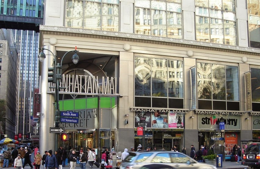 Manhattan Mall em Nova York