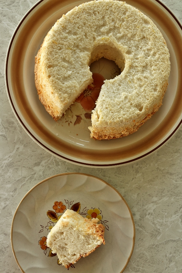 Barefoot Contessa Angel Food Cake