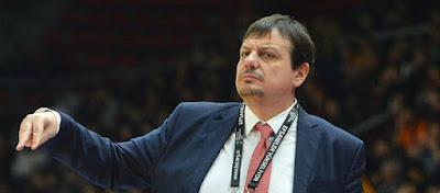 Ergin Ataman: Çok keyifli bir seri olacak..