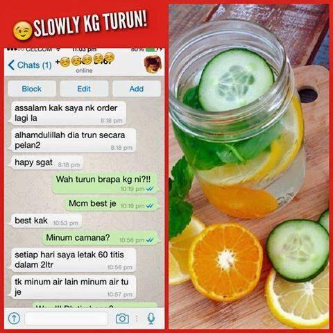 Minum Air Perasan Jeruk Lemon Tiap Pagi Kunci Bobot Widia Turun 10 Kg