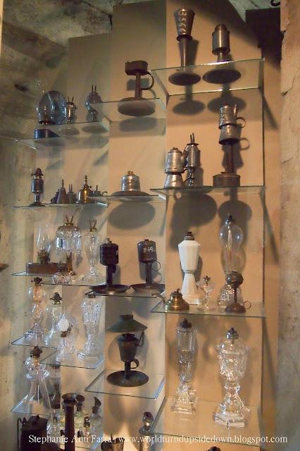 Mercer Museum Lighting
