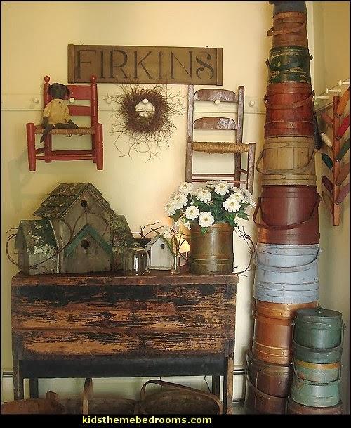 Decorating theme bedrooms - Maries Manor: americana