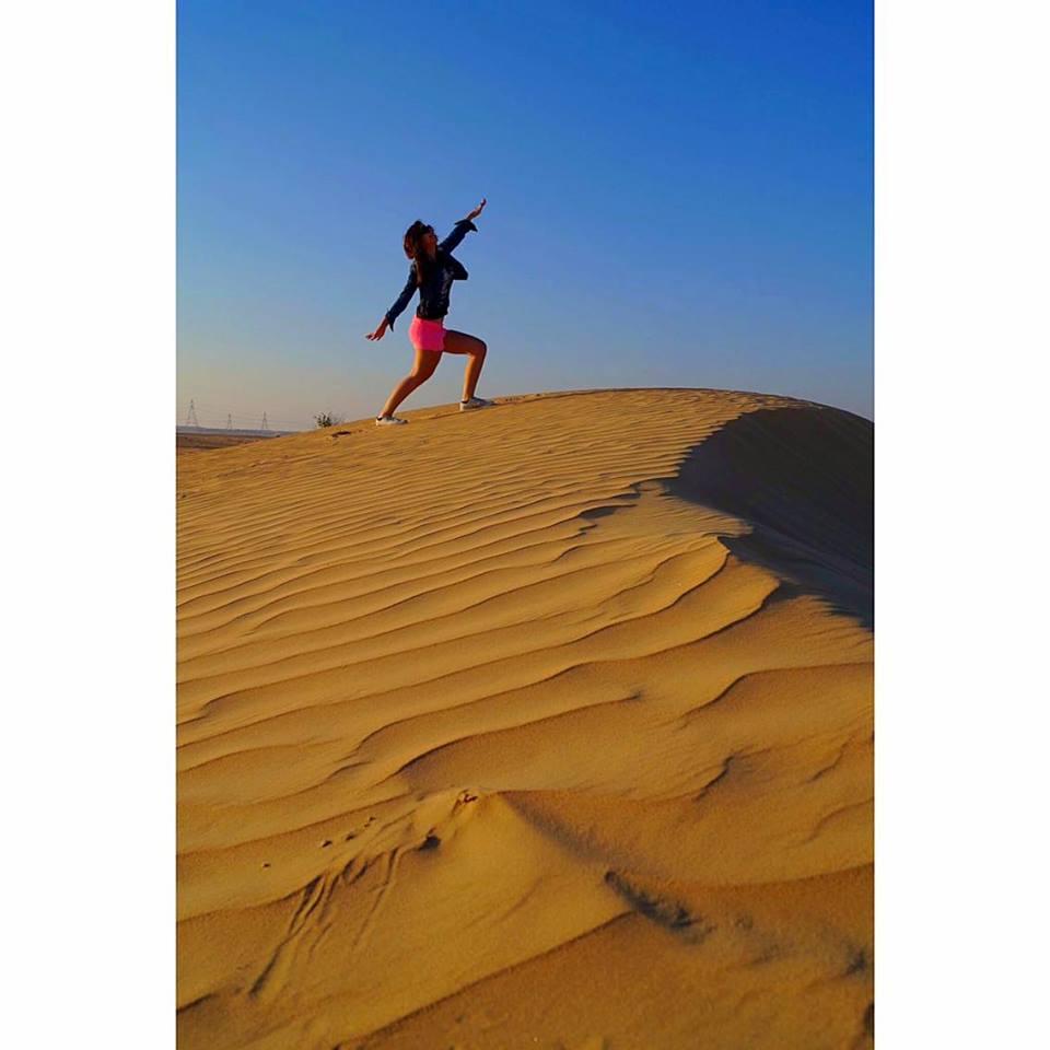Desert Fun. ♡
