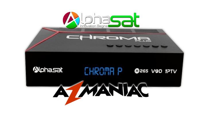 Alphasat Chroma Plus