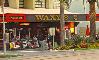 Waxy's Irish Pub Surfers Paradise