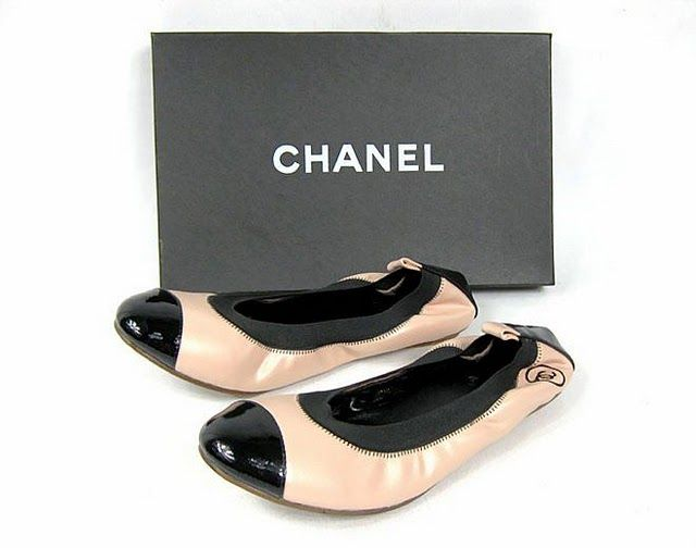 b0ca9006abc The best way to buy Chanel ballet flats if you want to be completely sure  that they are authentic is to visit Chanel s website ...