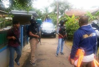 Teroris yang ditembak mati Karena Melakukan Perlawanan di Tangsel Adalah Seorang Residivis Kasus Pembunuhan - Commando