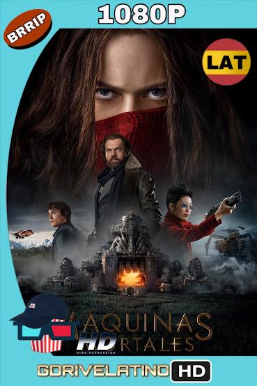Máquinas Mortales (2018) BRRip 1080p Latino-Ingles MKV