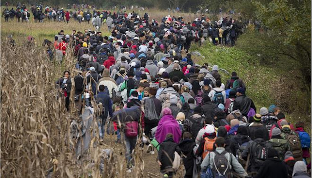 Προσφυγικό: πορεία στον 'Ολεθρο (η δεύτερη φάση της ελληνικής τραγωδίας)