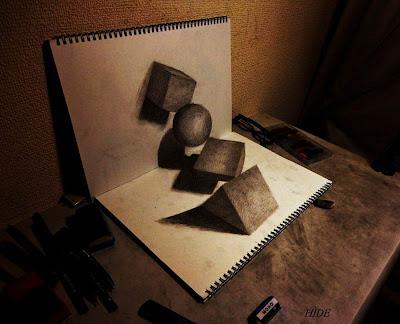 gambar 3D