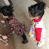 Nadia Buhari's twin daughters look so adorable