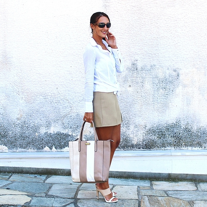 Best white and neutrals looks.Belo i bez.