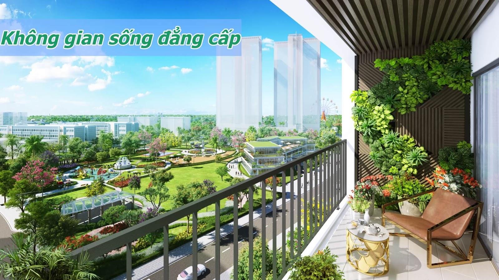 Không gian sống đẳng cấp tại chung cư Rose Town Hoàng Mai