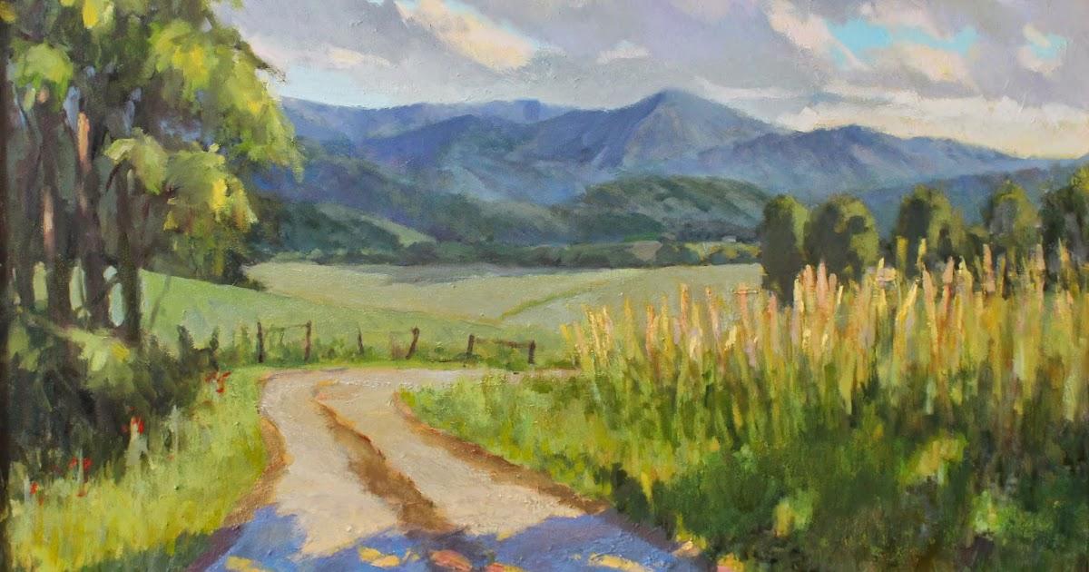 La Jolla Cove Painting by John YATO |Painting Artist Directory Cove