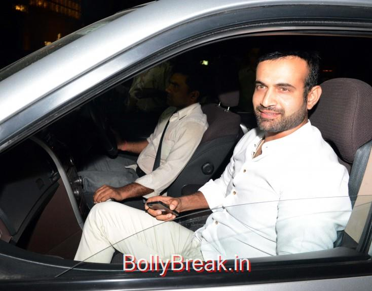 Irfan Pathan, Bollywood Celebrities, Cricketers Attend Suresh Raina's Wedding