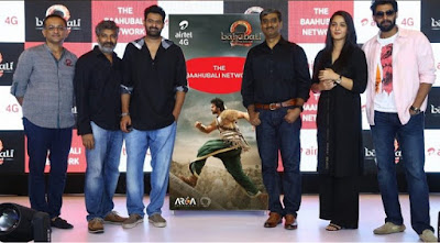 Airtel launches Baahubali-2' 4G SIM with free 4G data benefits