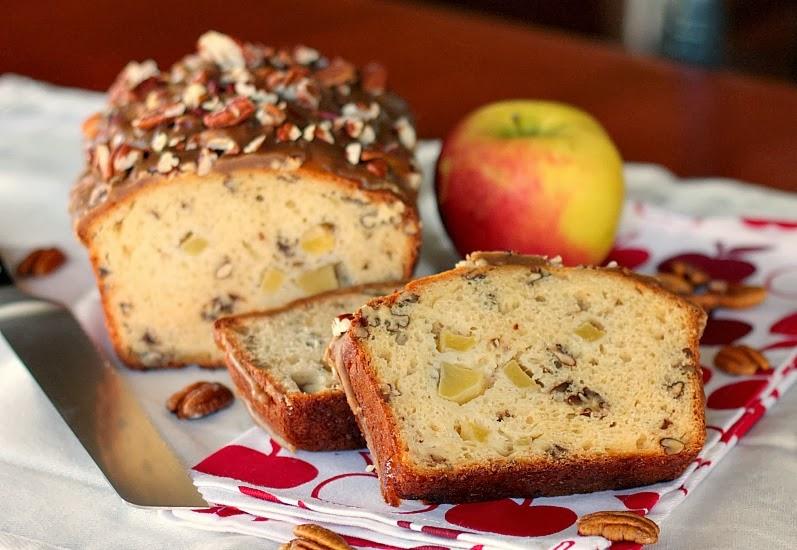 praline apple bread