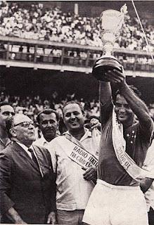 Capitão Procópio levanta primeiro título nacional do Cruzeiro