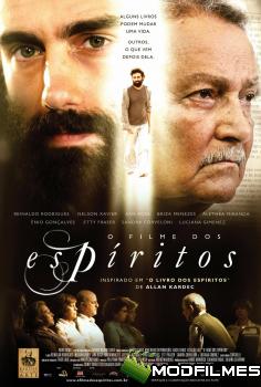 Capa do Filme O Filme Dos Espíritos
