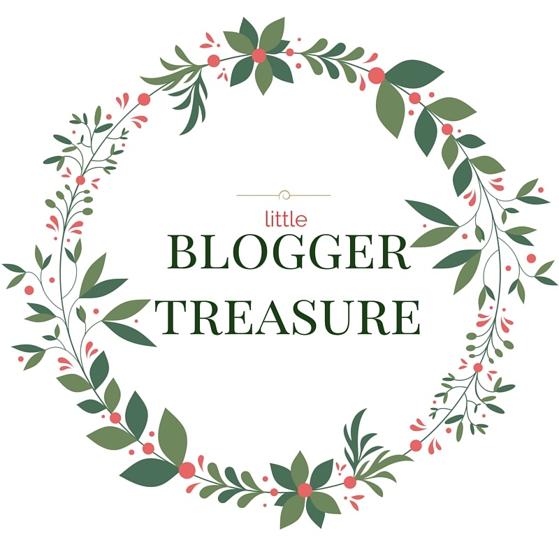 Adventskalender Little Blogger Treasure 2015