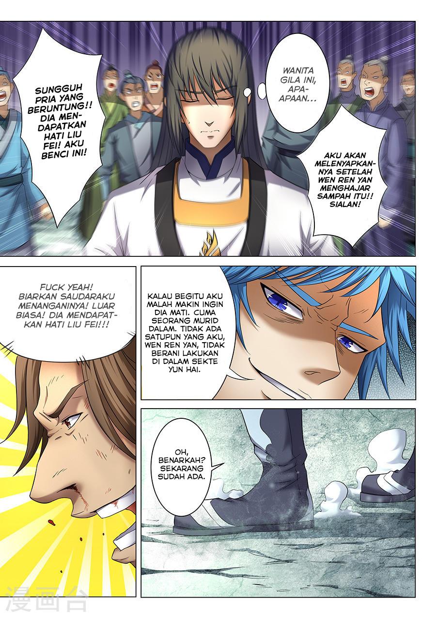 Komik god martial arts 038.1 - chapter 38.1 39.1 Indonesia god martial arts 038.1 - chapter 38.1 Terbaru 4 Baca Manga Komik Indonesia
