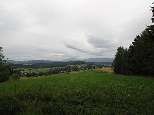 Dolina Skawy (rzeki i wsi).