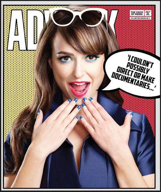 Actress, Comedian, @ Milana Vayntrub - Adweek Magazine July 2016