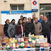 NNGG Quintanar entrega 850 kilos de alimentos y 200 juguetes