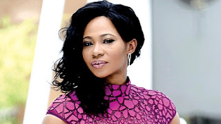 Actress Nse Ikpe-Etim says she uses orgasm to relieve stress