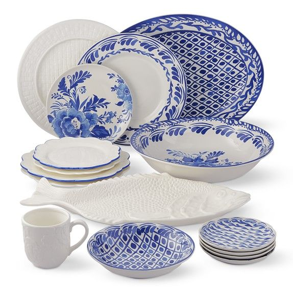 Dinnerware Collection  sc 1 st  A Home for Elegance - Blogger : williams sonoma everyday dinnerware - Pezcame.Com