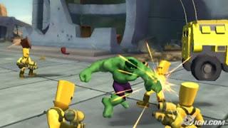 Marvel: Super Hero Squad (PS2) 2009