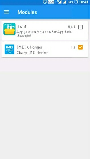 how to change android seriel number