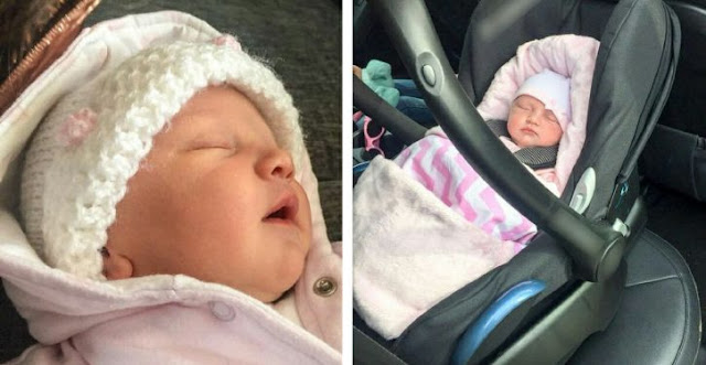 This Baby Stops Breathing After 2 Hours Of Driving, Mom Warns Parents