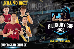SS Chim Sẻ Đi Nắng lên ngôi vô địch Biluxury Cup 2020: Chân mệnh thiên tử!