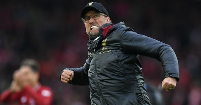 Klopp happy for Liverpool to rely on Lady Luck in win over Tottenham