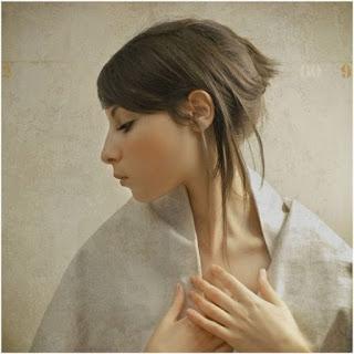 mujeres-retratos-de-rostros-en-perfil mujeres-en-perfil-pinturas