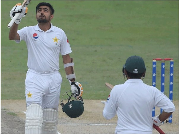 Dubai Test; Pakistan dismissed the first innings on 418 runs