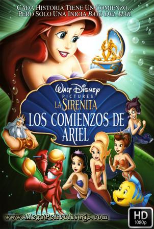 La Sirenita 3: Los Comienzos De Ariel [1080p] [Latino-Ingles] [MEGA]