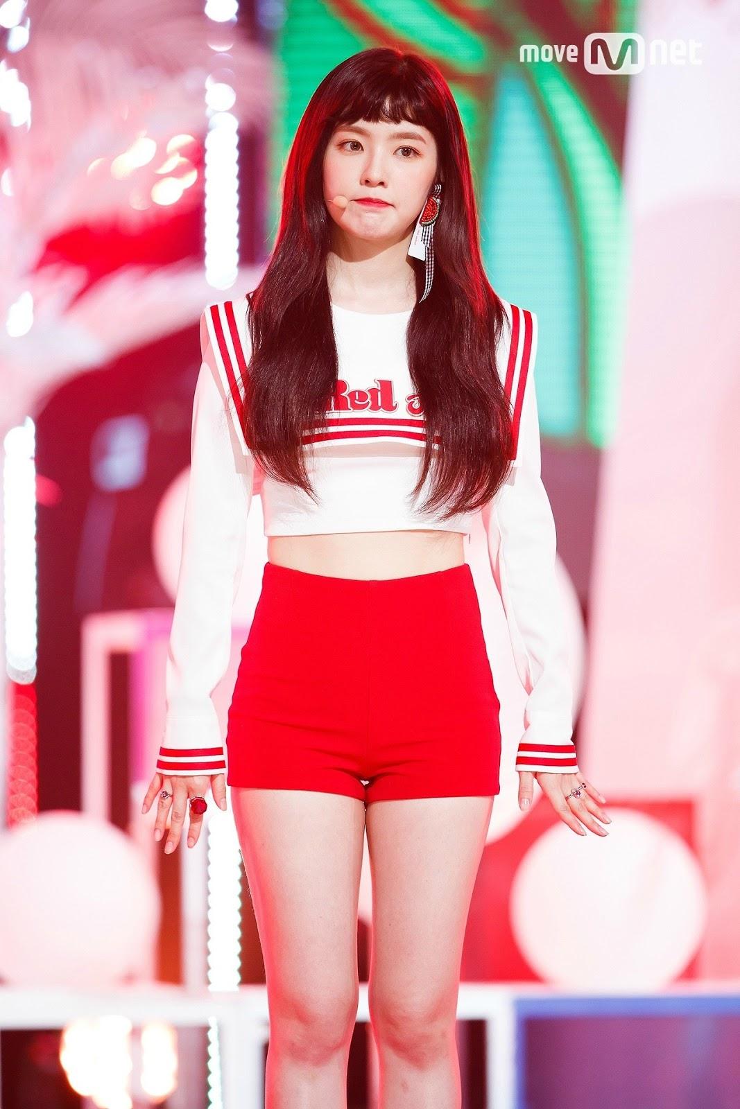 Ice Cream Girl Wallpaper I Love Red Velvet Red Velvet Mnet M Countdown 1707017