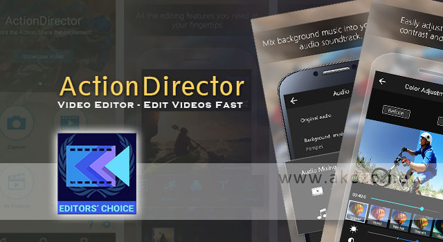 ActionDirector Video Editor Full Apk Gratis