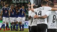 Millonarios vs Corinthians