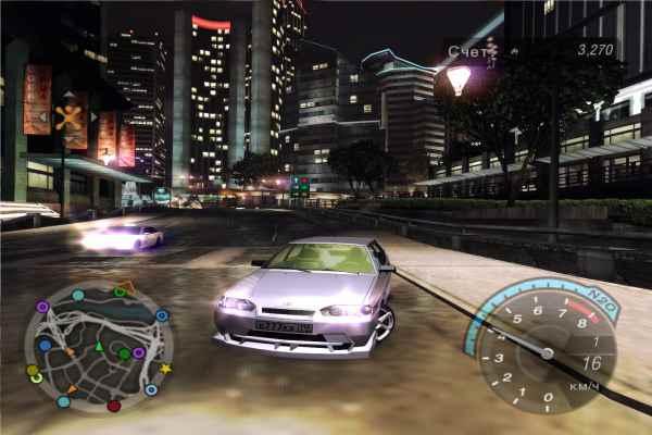NFS Underground 2 PC Game Download | CGameLover