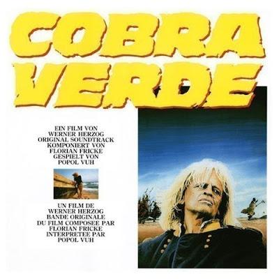 Popol Vuh – Cobra Verde - 2016 SPV Recordings