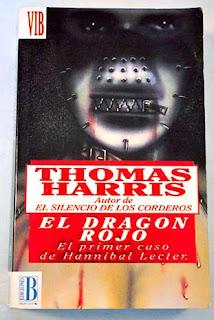 """""""El dragón rojo"""" de Thomas Harris"""