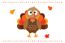 Image: Keep your little ones occupied with these turkey crafts they can create while they wait for turkey